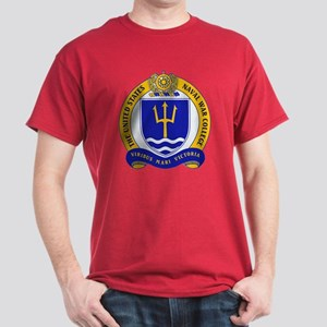 US Naval War College Dark T-Shirt